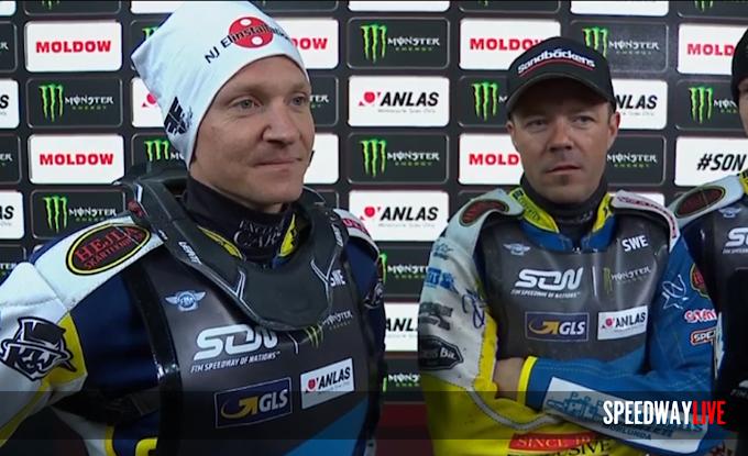 SoN: A svédek nyertek Landshutban