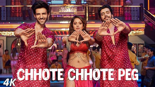 Chhote Chhote Peg Lyrics | Yo Yo Honey Singh | Neha Kakkar | Navraj Hans | Sonu Ke Titu Ki Sweety
