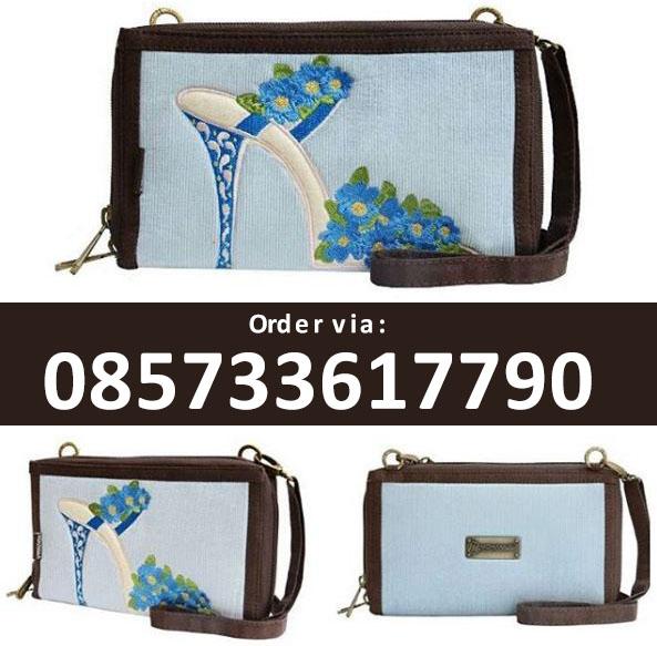 dompet wanita tali panjang