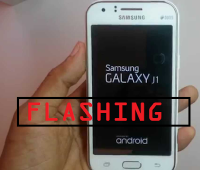 Cara Flashing Samsung Galaxy J1 (SM-J100H) Work 100%