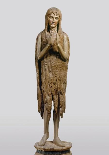 maria maddalena statua