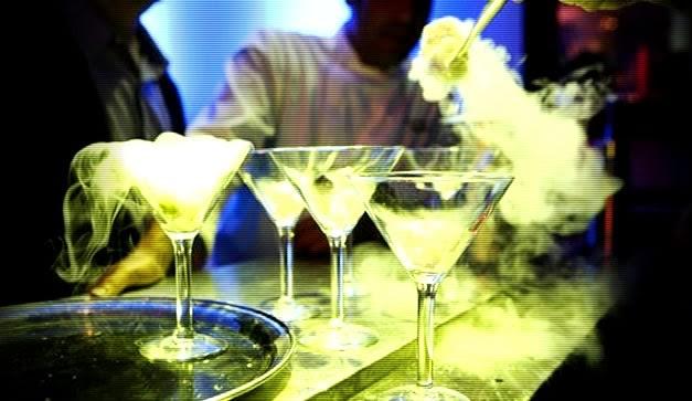 coctel molecular lounge caracas trago