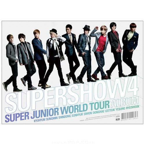 SUPER JUNIOR – SUPER JUNIOR WORLD TOUR 'SUPER SHOW 4' (ITUNES MATCH AAC M4A)
