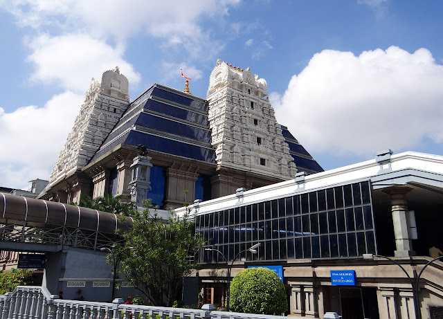 Iscon temple Bangalore