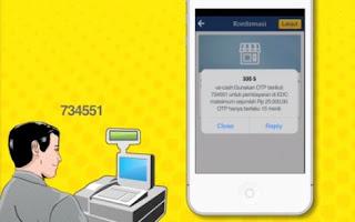 Biaya Administrasi & Pemotongan Pulsa Transaksi e-Cash