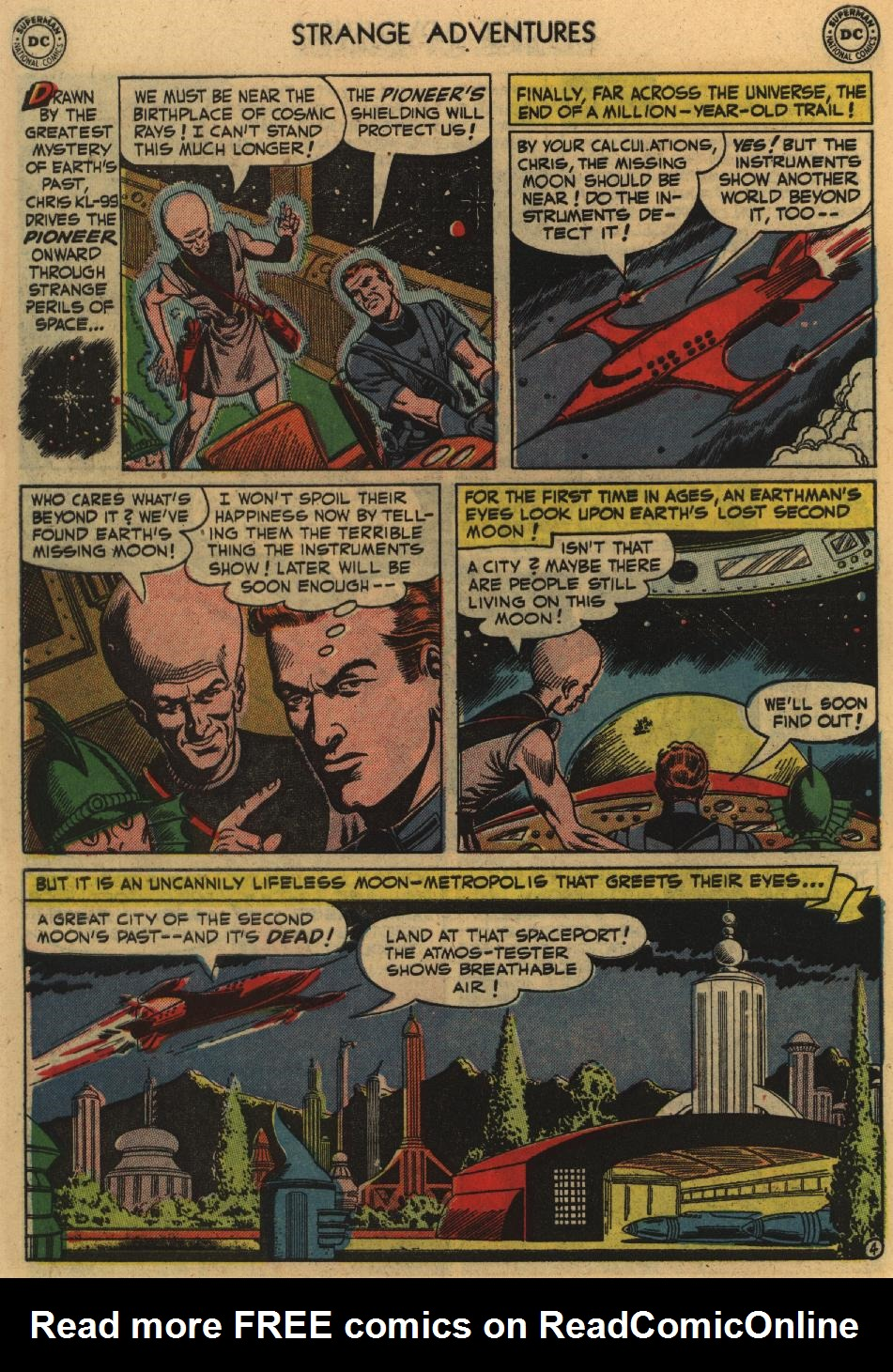 Strange Adventures (1950) issue 11 - Page 42