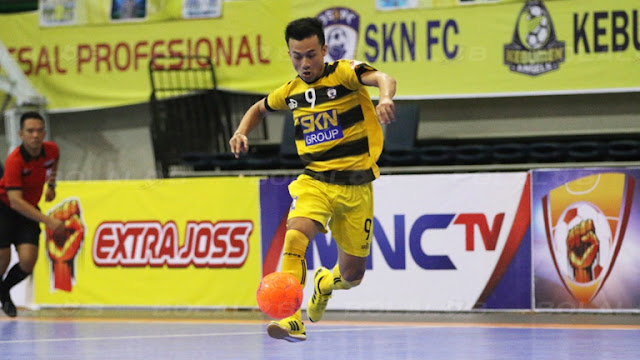 SKN FC Kebumen Hadapi Melaka United di Laga Perdana AFF Futsal Club, Ayon Jadi Lawan