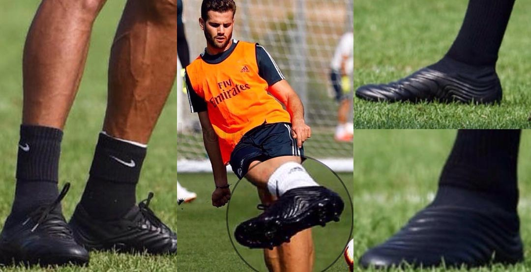 ac21759338 Toni Kroos Next  3 Players Show Off All-New Adidas Copa 19 Boots ...