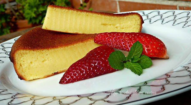 Tarta de queso mascarpone (videoreceta)