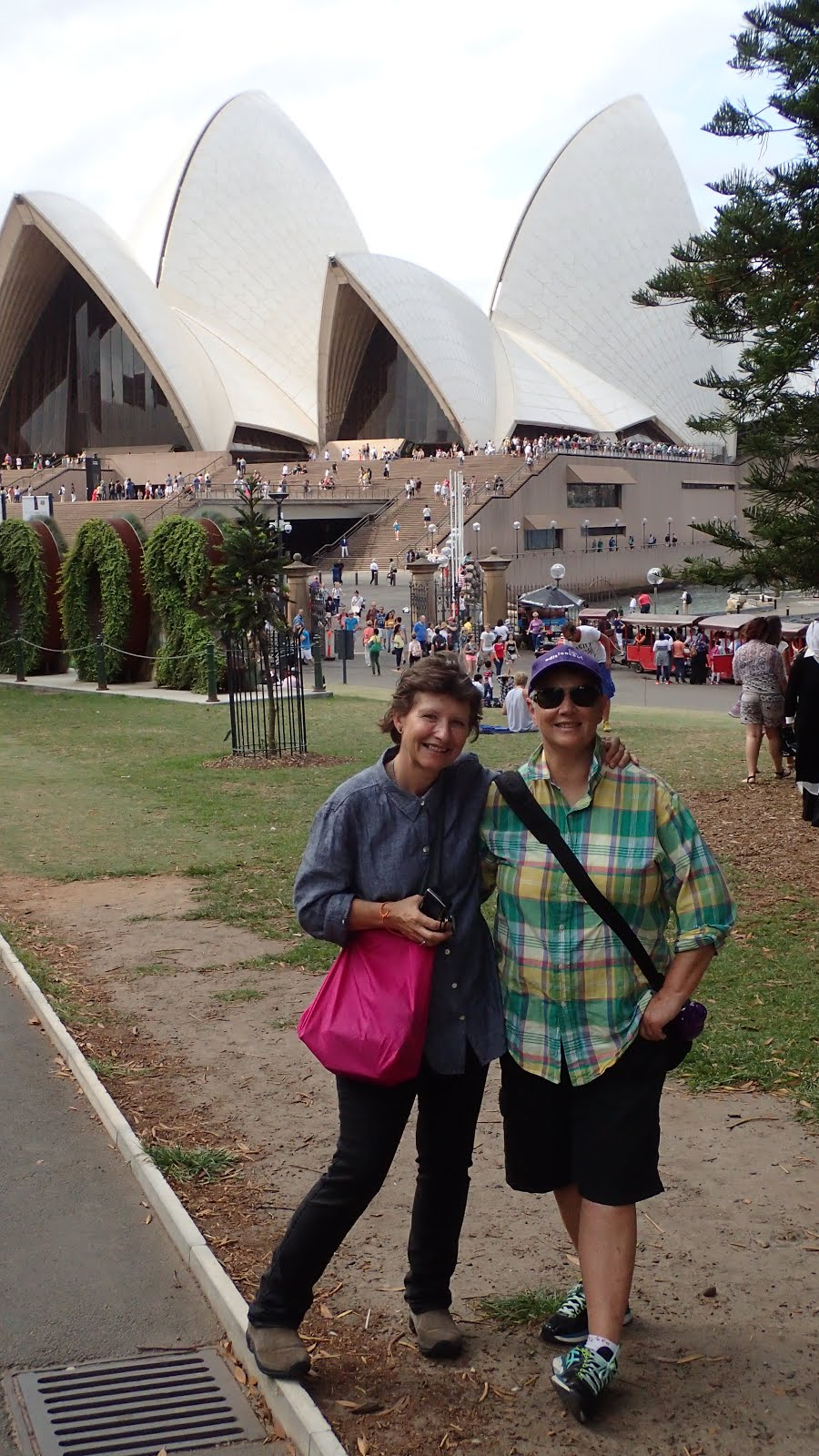Botanic Gardens and Opera House