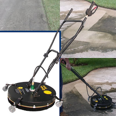 24 Inch-12.0GPM-5000PSI-Surface Cleaner-Whisper Pro-Platinum