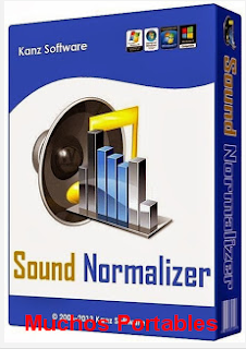 Sound Normalizer Portable