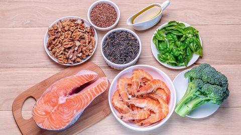 Những thực phẩm tốt cho xương khớp