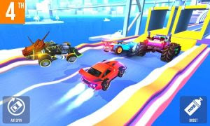 Game SUP Multiplayer Racing Apk