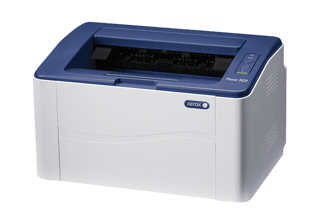 Xerox Phaser 3020 Driver Download - Xerox Driver