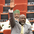 After Successfully Getting His Recall On 'Hold' Dino Melaye Back To 'Slamming' Gov Bello