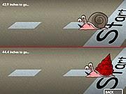 Game ốc sên chạy đua