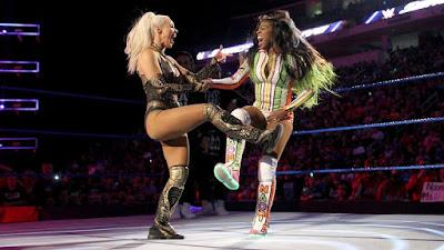 Lana Naomi SmackDown Live Dancing Divas Attitude Era