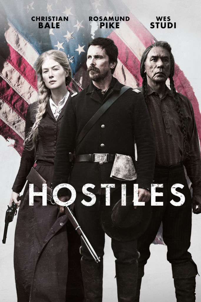 Hostiles [2017] [DVDR] [NTSC] [CUSTOM HD] [Subtitulado]