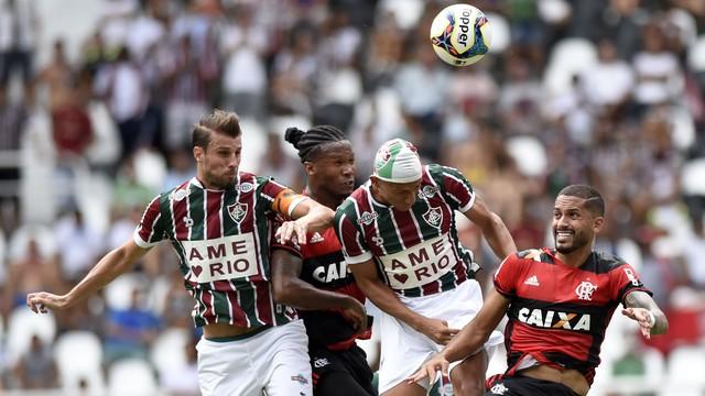 Assistir Fluminense x Flamengo ao vivo grátis em HD 02/04/2017 - Fla-Flu