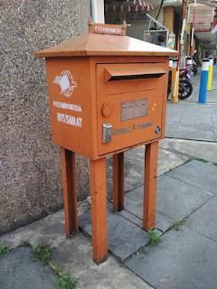 Bis Surat atau Kotak Pos