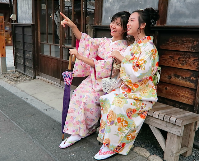 cheapest kimono rental osaka tokyo japan