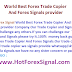 World best Forex trade copier provider . . .