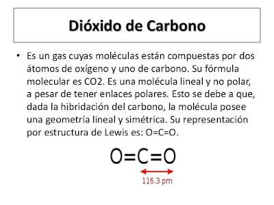 Que es el Dióxido de Carbono