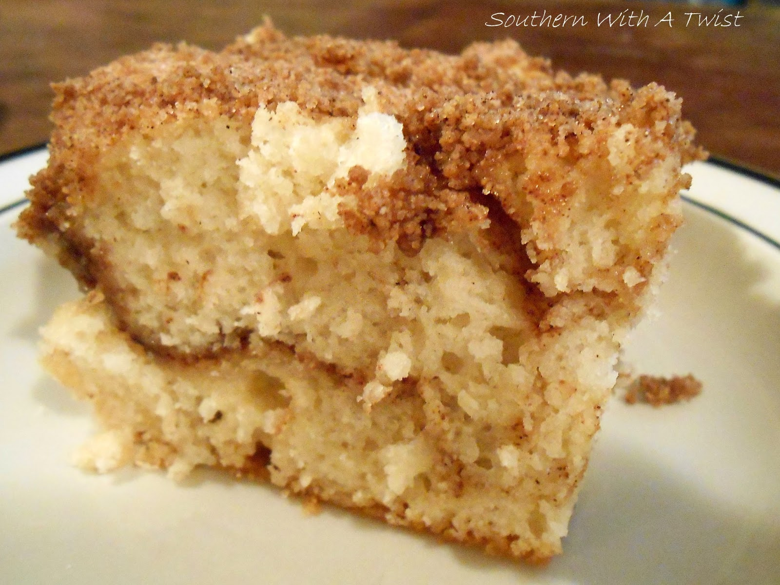 Low Fat Cinnamon Coffee Cake Starbucks