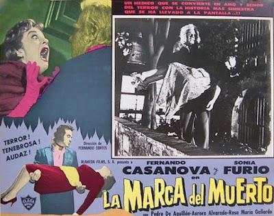 Cartel: La marca del muerto (1961)