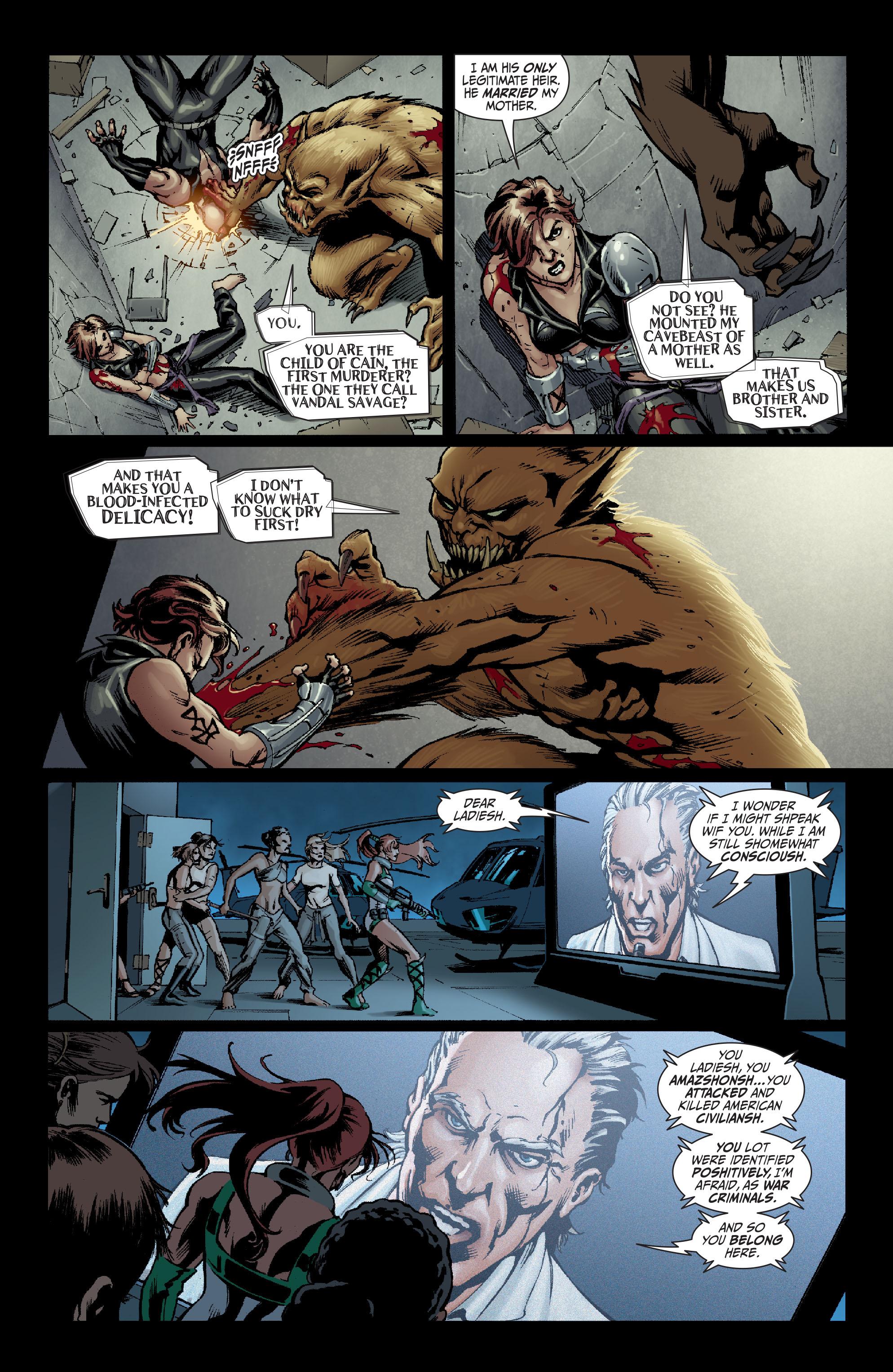 Read online Secret Six (2008) comic -  Issue #14 - 17