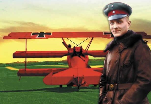 BARÃO VERMELHO - O maior piloto de caças militares de todos os tempos
