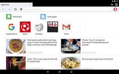 Opera Mini browser beta APK v16.0.2168.102754 Terbaru