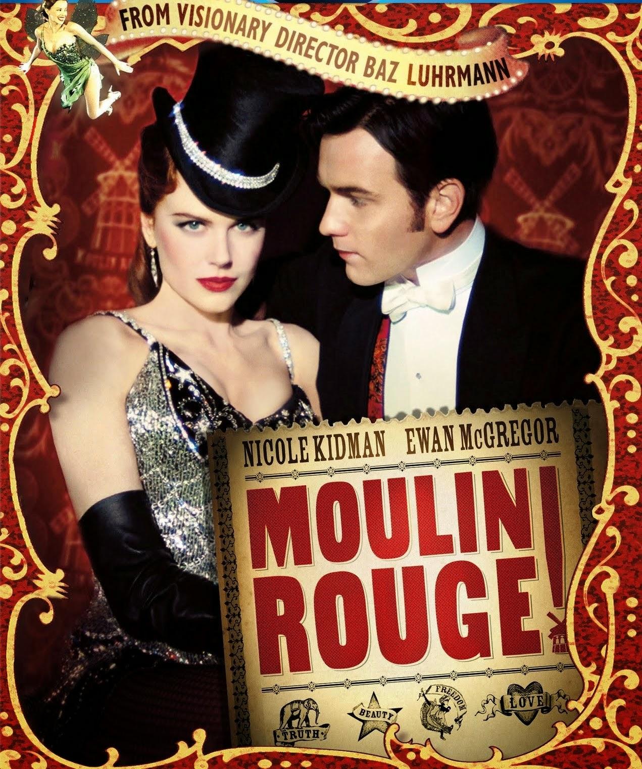 FILME] Moulin Rouge - Amor em vermelho, 2001 - Tudo que motiva