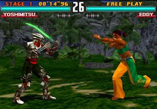 Screenshot Tekken 3 Fighting For PC