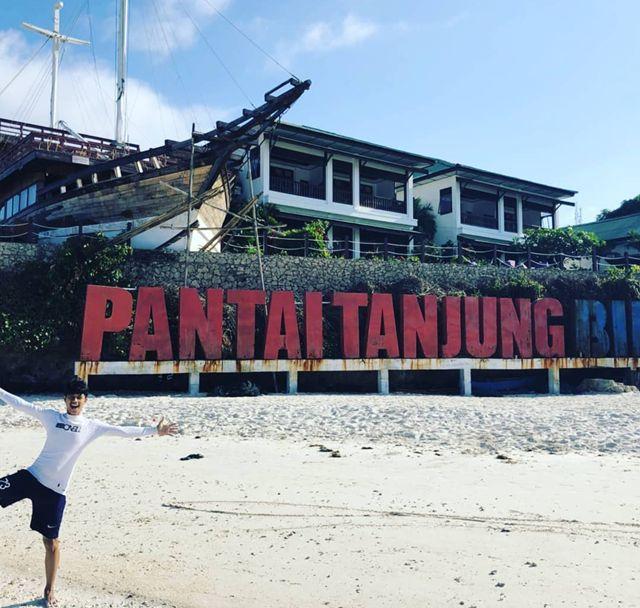 Foto Pesona Keindahan Pantai Tanjung Bira