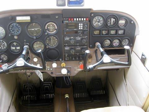 Manual Cessna 172 e 1964