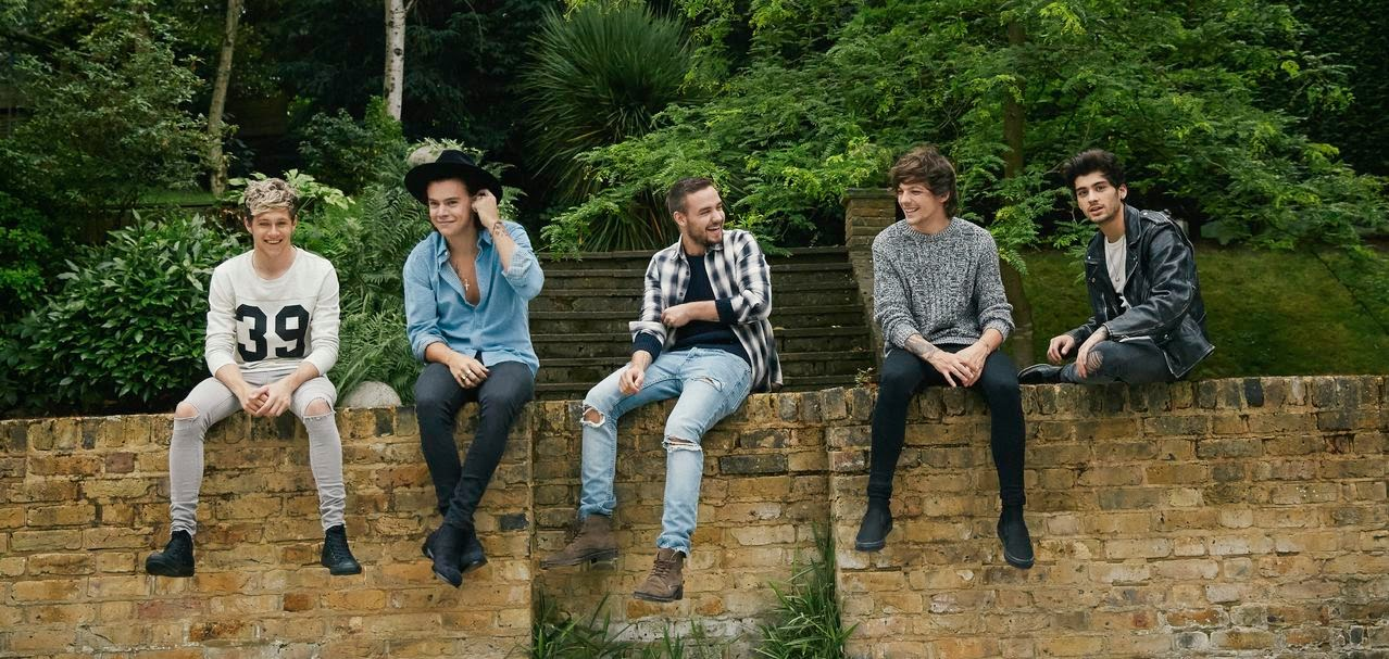 """One Direction My Blog: Photoshoot: One Direction - """"FOUR"""""""