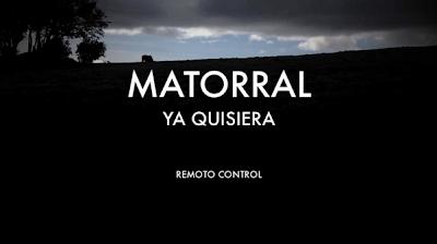 Matorral presenta este viernes su nuevo single Ya Quisiera