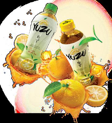 Yuzu Lemon Satu Diantara Tiga Hal Wajib Dalam Tas Kerja