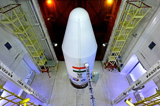 isro mars orbiter mission