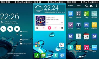 custom Zenfone 5 stable