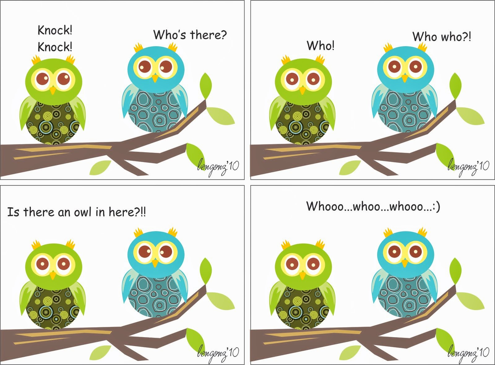 Owl Jokes All About OWL