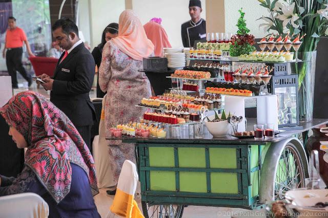 Buffet Ramadan di Ancasa Hotel & SPA
