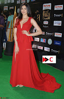 Adah Sharma in Red Deep Neck Spicy Gown ~  Exclusive 16.jpg