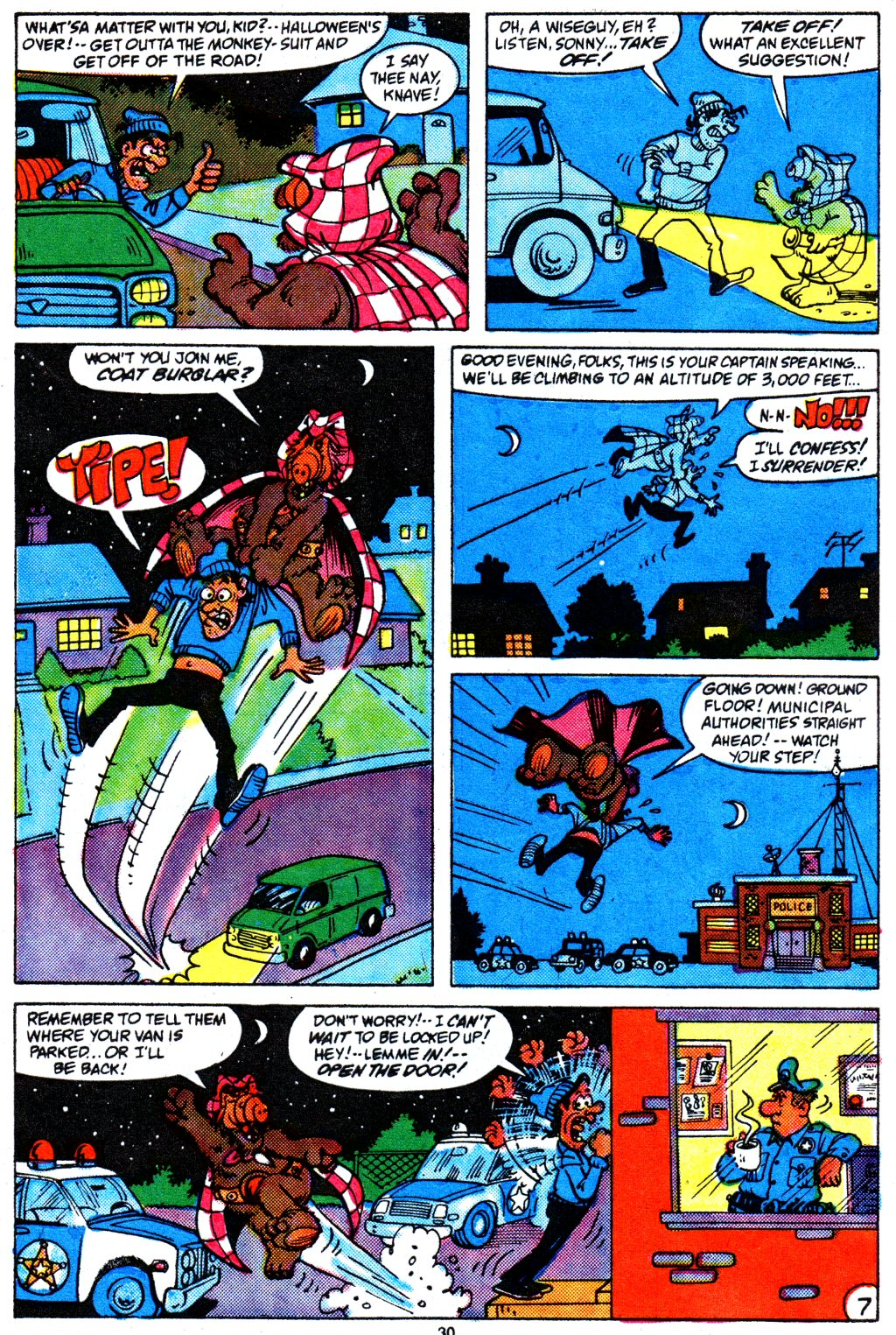 Read online ALF comic -  Issue #4 - 23