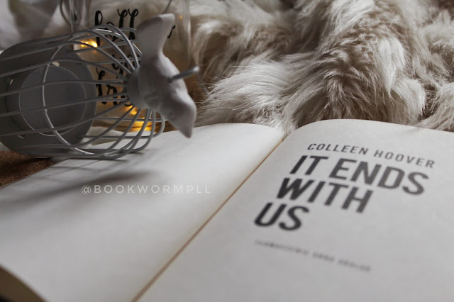 #58 It ends with us - Colleen Hoover