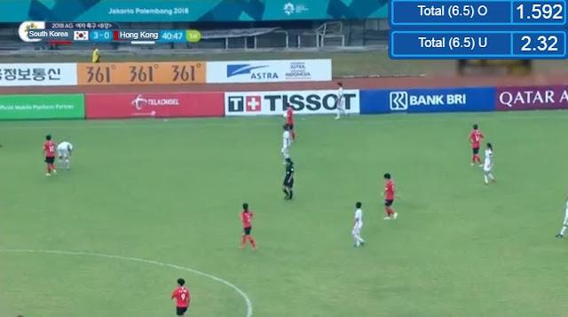 Live Streaming List: South Korea vs Hong Kong ASIAD 2018 Football Men's Match