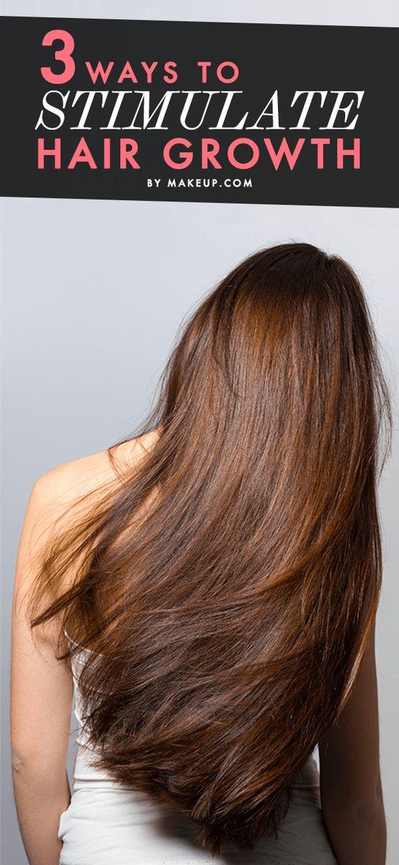 3 Ways to Stimulate Hair Growth