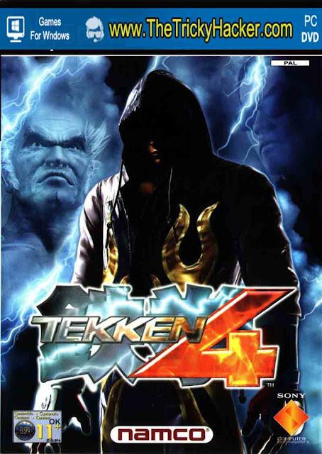 Tekken 4 Free Download Full Version Game PC